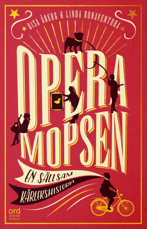 Operamopsen omslag