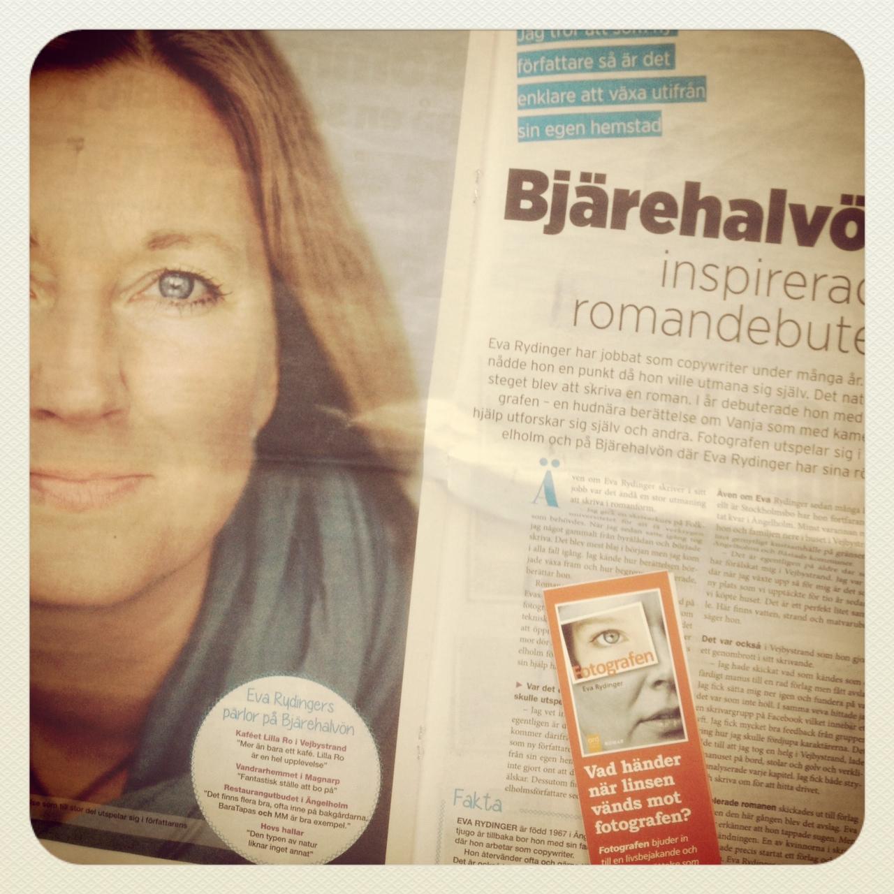 Eva i Sydsvenskan