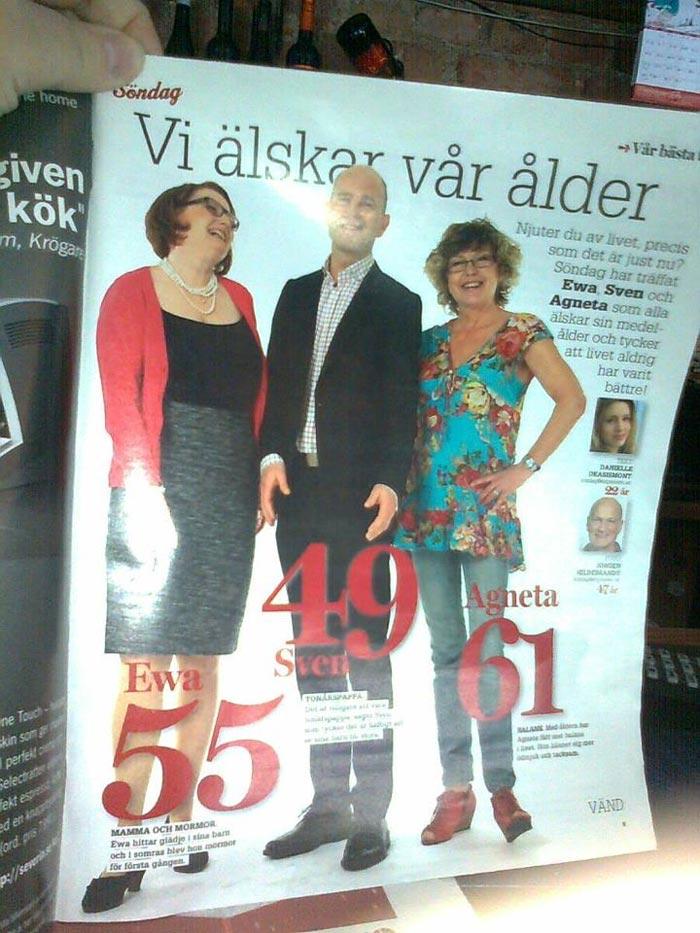 Ewa Åkerlind i Expressen Söndag